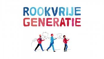 ROOKVRIJE GENERATIE START MET EEN LEUKE ACTIE VANAF 17 SEPTEMBER!!