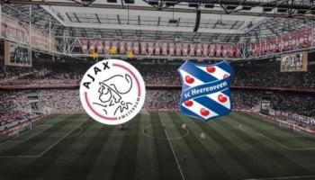 Donderdag live in de kantine: Ajax – Heerenveen 20:45