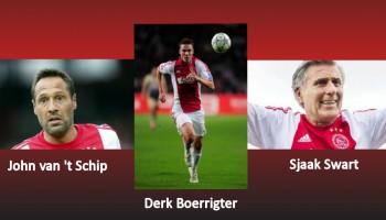 Eerste spelers Lucky Ajax voor Jubileumwedstrijd bekend