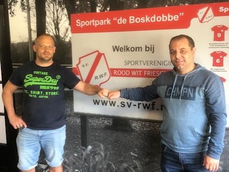RWF legt jeugdtrainer Bas Beuker vast